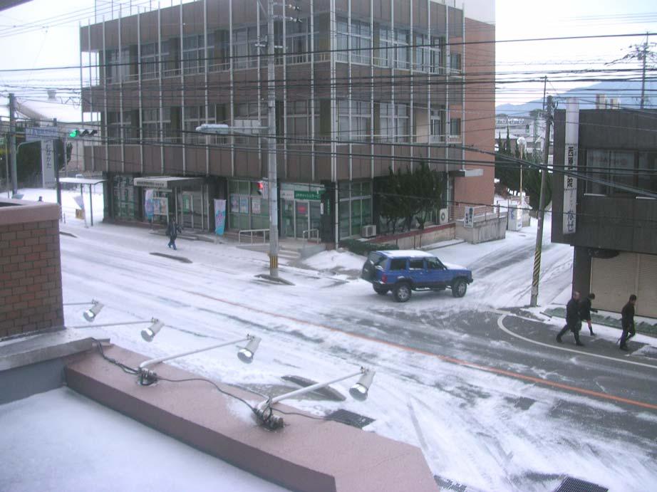 Fukuma is a Winter Wonderland