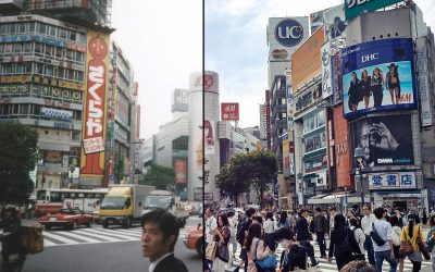 Revisiting Tokyo: 18 Years Later