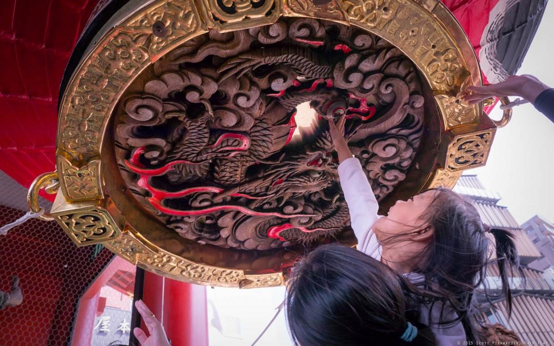 Senso-Ji in Asakusa – One of Those Places Everyone Visits